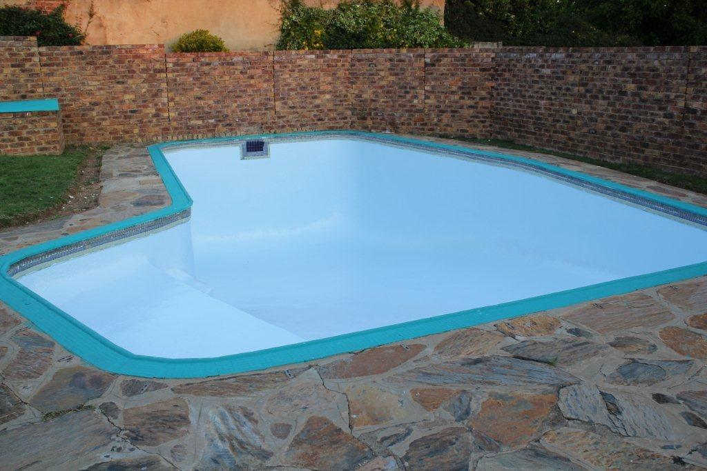 Diy Swimming Pool Paint With A Guarantee