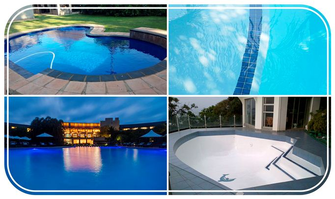 Pool Solutions Pool Paint That Lasts